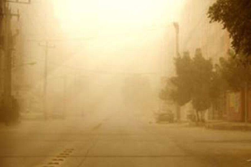 کرمان/ گرد و غبار راه ارتباطی 25 روستا را در ریگان بست