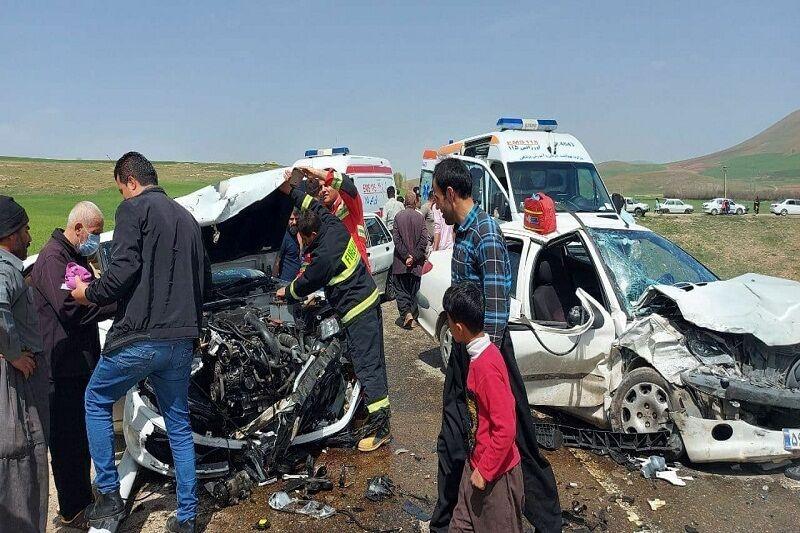 آذربایجان شرقی/ ۷۰ کشته در تصادفات رانندگی فروردین ماه