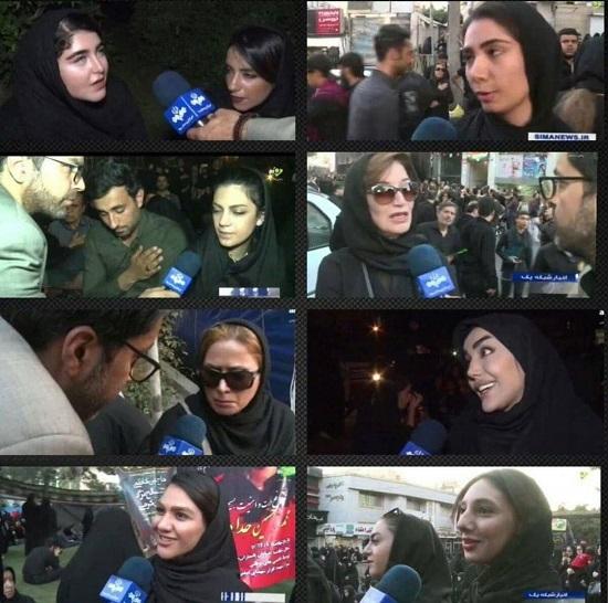 توجه، توجه: به ایام حضور دختران بد حجاب در تلویزیون نزدیک میشویم