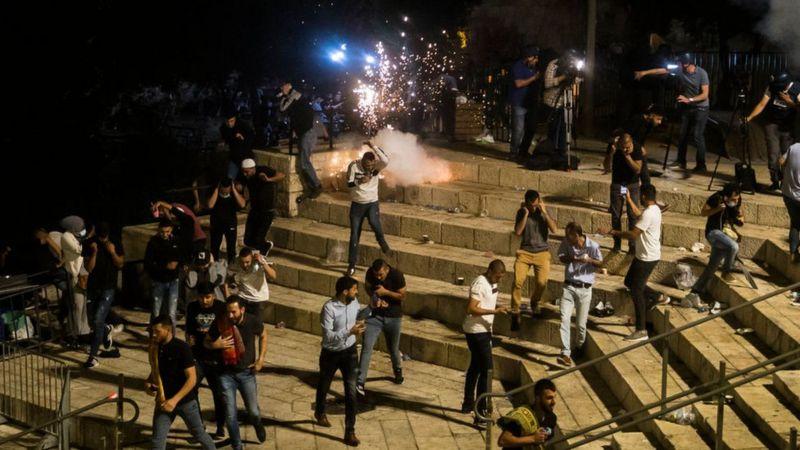 موضع منفی امریکا علیه اقدامات اسرائیل در شهر قدس