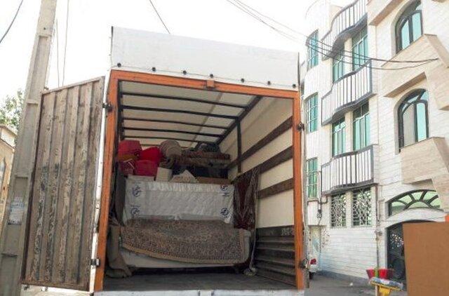 رونمایی از یک پدیده: گروگانگیری اثاث منزل توسط باربری!