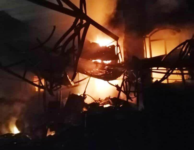 تعقیب کیفری ۱۱ نفر در پرونده آتشسوزی کلینیک سینا اطهر