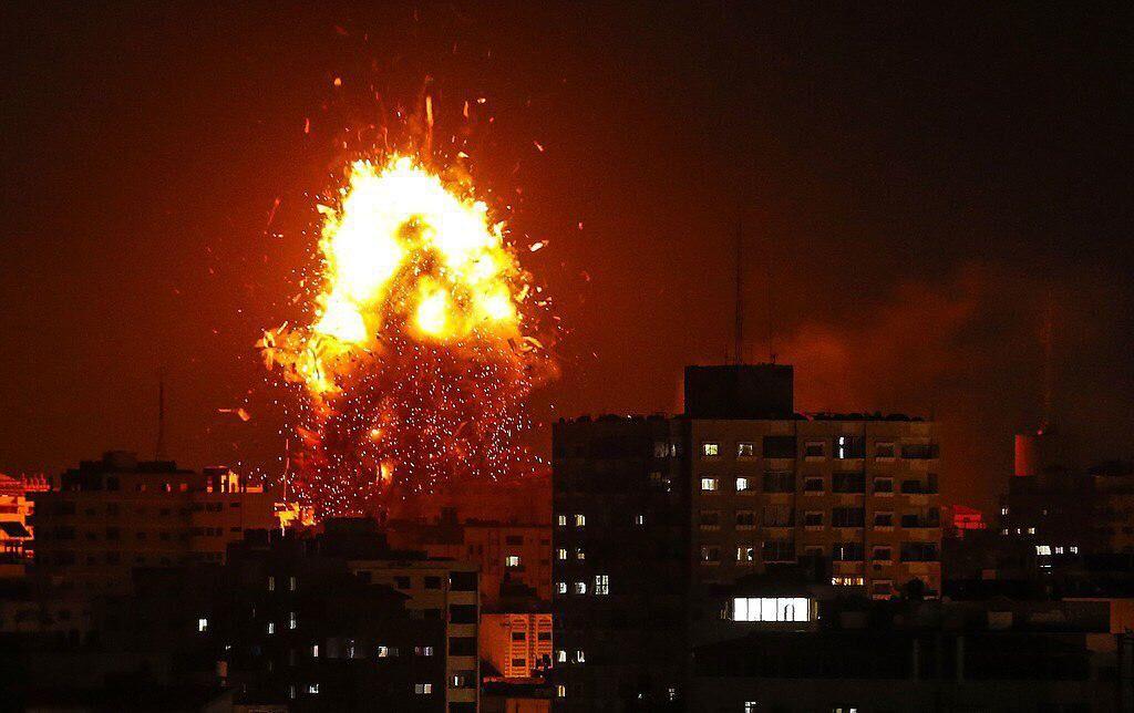 20 کشته در حملات اسرائیل به غزه