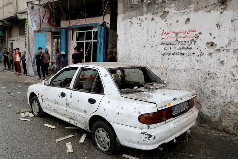 درگیری بین اسرائیل و فلسطین