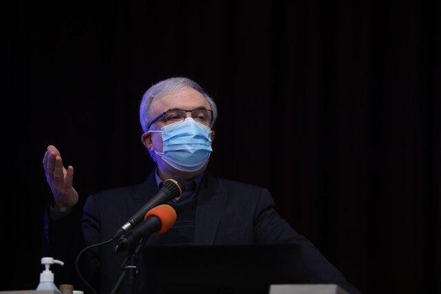 وزیر بهداشت: از دام کرونای انگلیسی با افتخار جستیم/ از ویروس آفریقایی هراس دارم