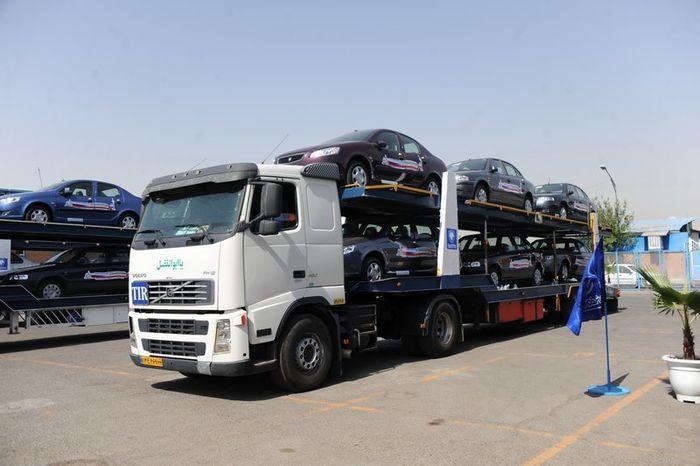 ایران خودرو به دنبال توسعه حضور در بازارهای آفریقا