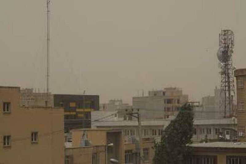 هوای 4 شهر کردستان در وضعیت ناسالم قرار دارد