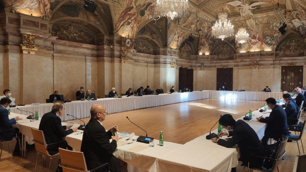 برگزاری نشست اعضای برجام و امریکا بدون حضور ایران