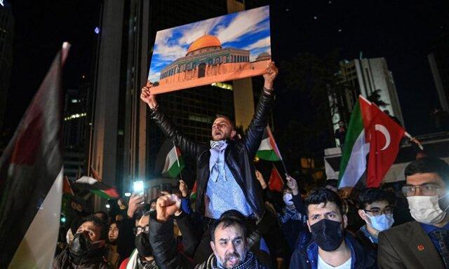 ترکیه دعوت از وزیر اسرائیلی را لغو کرد