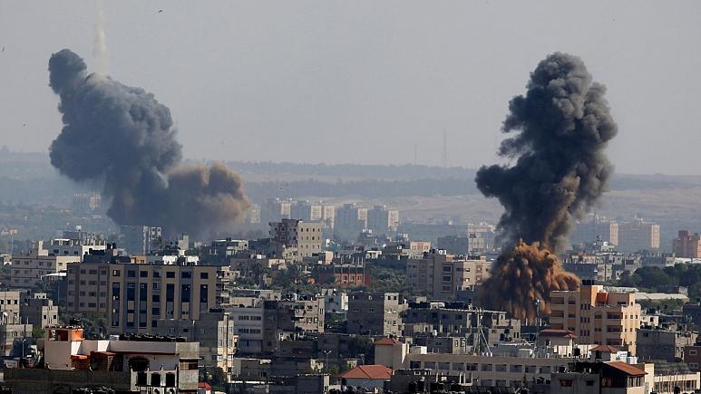 حماس: ۱۳۰ راکت به سوی تلآویو شلیک کردیم/ نتانیاهو: بر شدت حملات به غزه میافزاییم