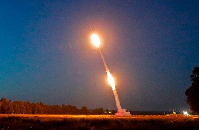 حمله مجدد مقاومت فلسطین به تلآویو با ۱۱۰ موشک