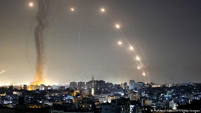 اسراییل در محاصره آتش چند لایه محور مقاومت