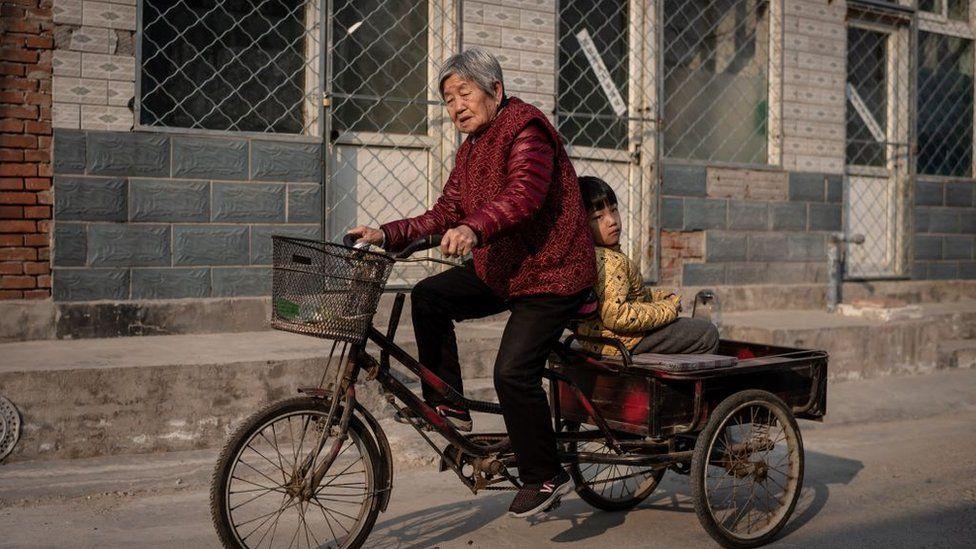 کاهش رشد جمعیتی چین