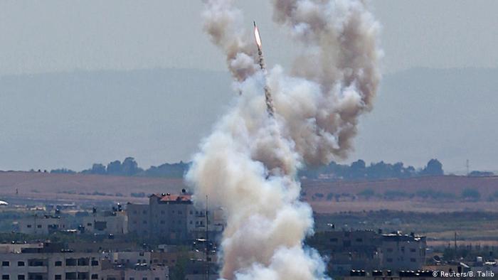 شمار فوتی های غزه به ۵۶ تن رسید