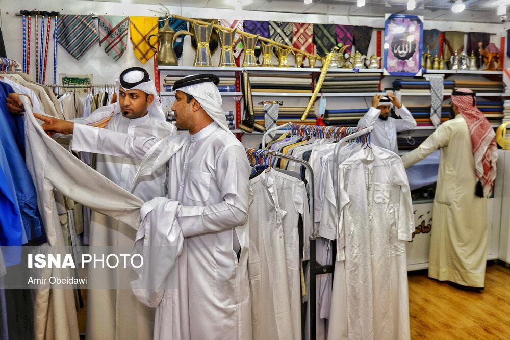 مثلث بازارهای محوری در عید فطر