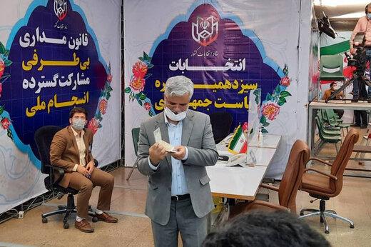 محمود صادقی: لاریجانی مورد احترام اصلاح طلبان است /ردصلاحیت شوم انتخابات را تحریم نمی کنم /خبری از انصراف عارف ندارم