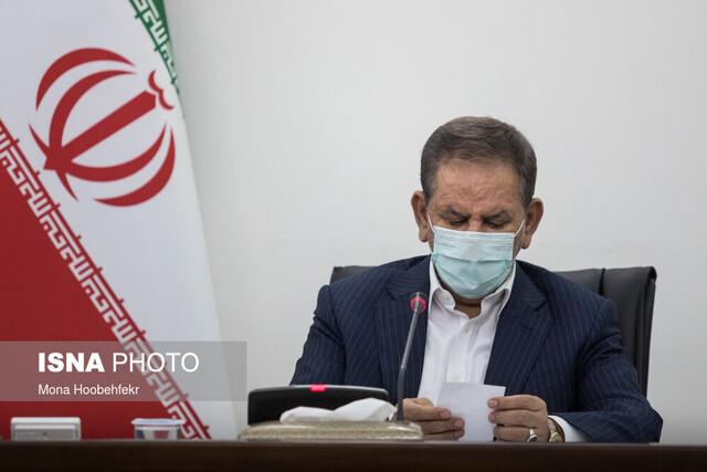 مشورت محسن هاشمی با جهانگیری درباره کاندیداتوری در انتخابات 1400