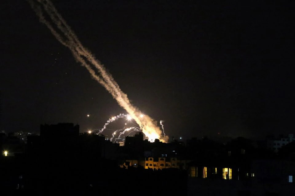 درگیری اسرائیل و غزه