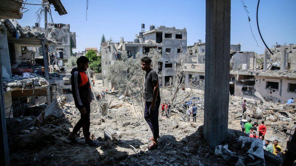 بحران غزه؛ ناآرامی در کرانه باختری/ آواراگی هزاران فلسطینی
