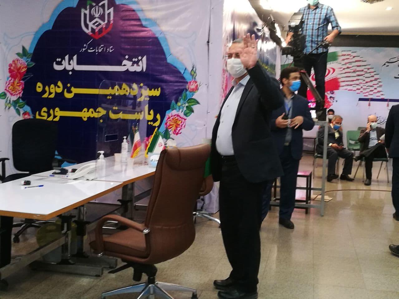 علیرضا زاکانی داوطلب انتخابات ریاست جمهوری شد