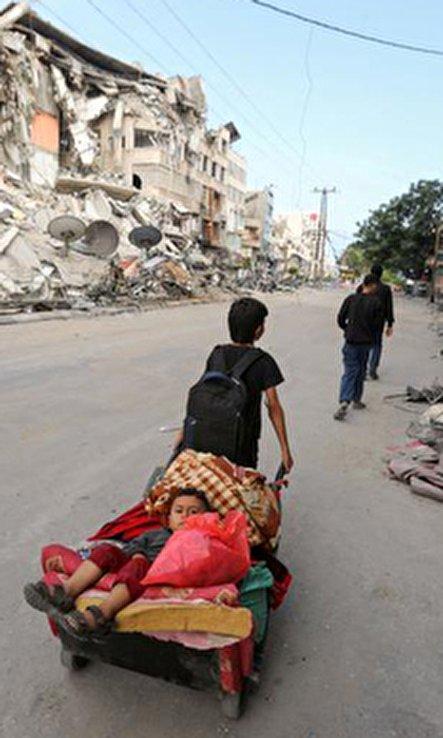 دیدنی های امروز؛ جنگ بین نوار غزه و اسراییل