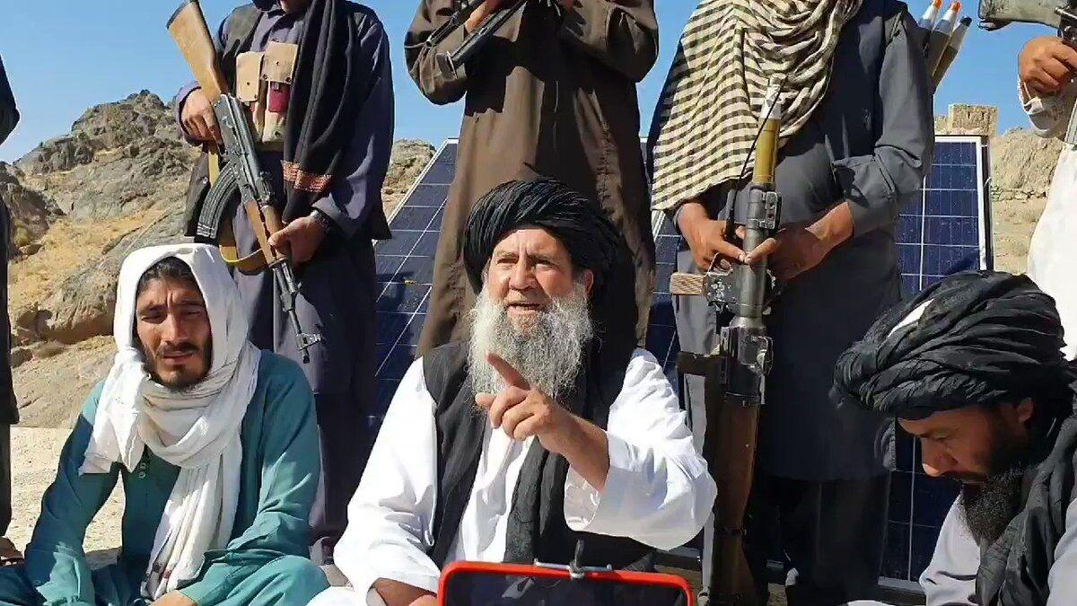 مرگ یک فرمانده ارشد طالبان در افغانستان
