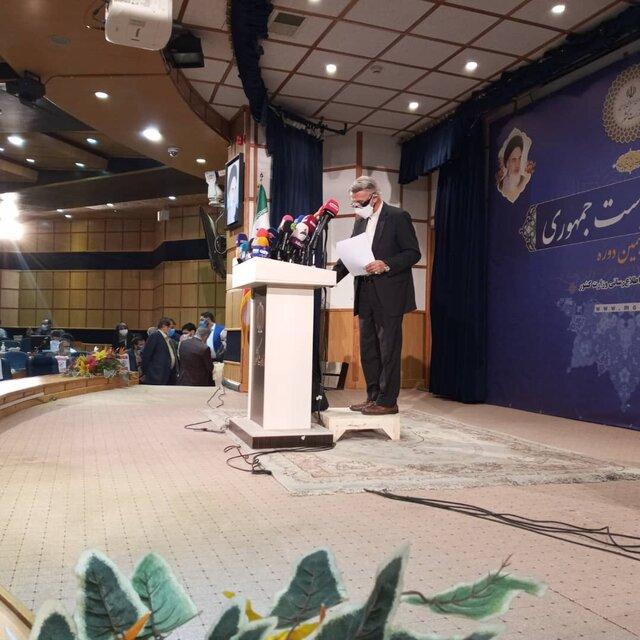 رئوفیان داوطلب انتخابات ریاستجمهوری شد