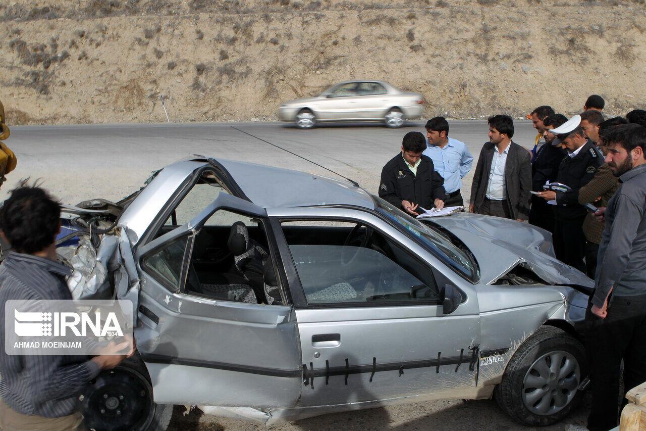 3 کشته در واژگونی پژو در پارسیان هرمزگان