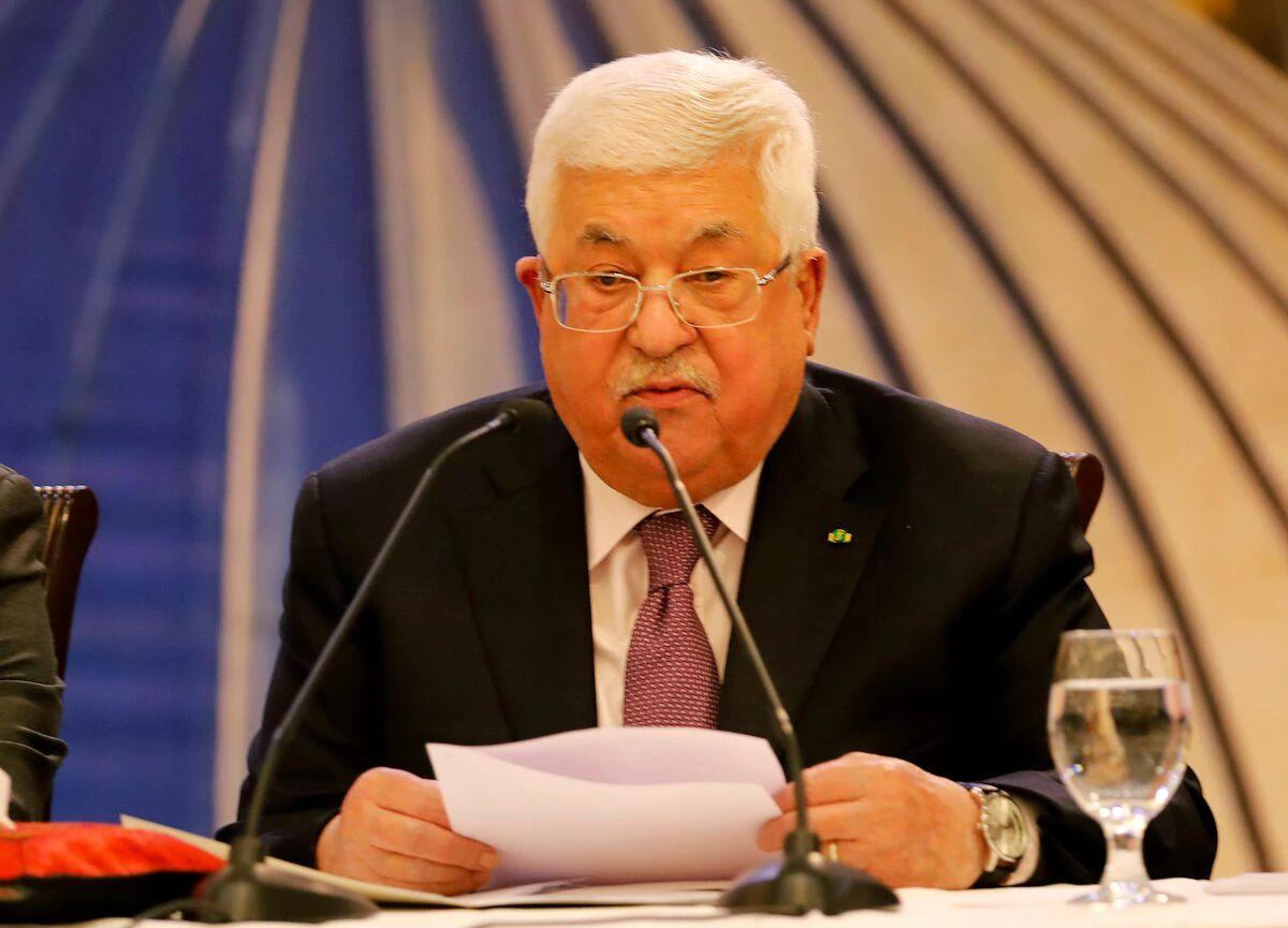 تماس تلفنی بایدن با محمود عباس