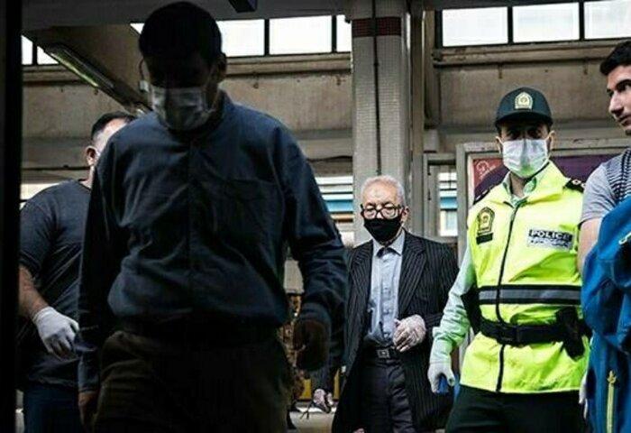 کشف ۵۰۰ کیلو مواد مخدر از مسافر مترو تهران