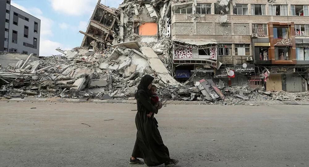 اسرائیل ۳۰۰ بار غزه را بمباران کرده است