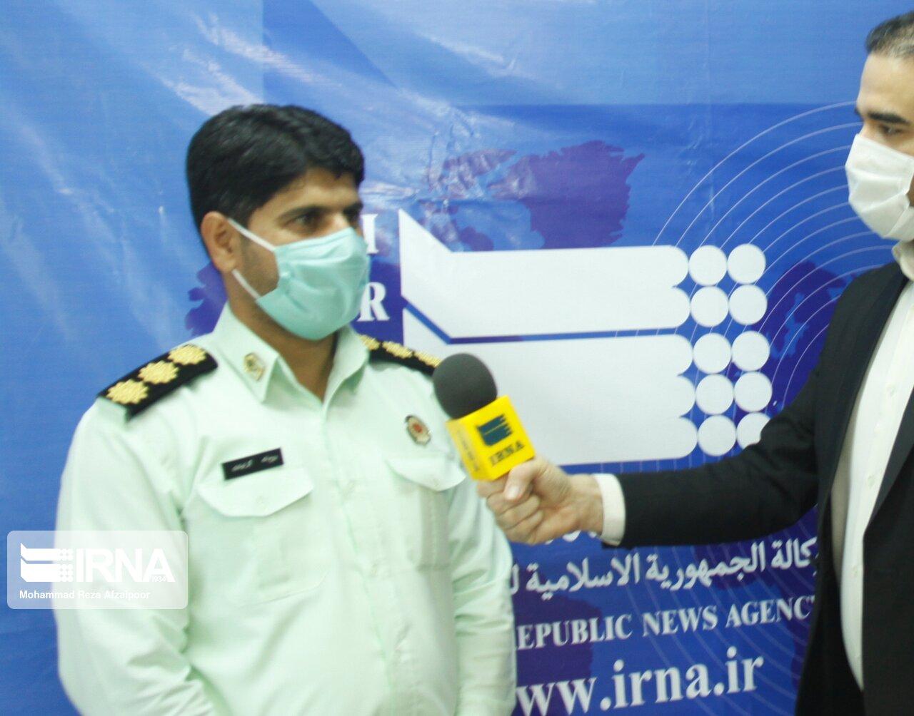 دستگیری سارق زورگیر تاکسیهای اینترنتی در دزفول