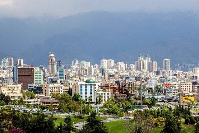 متوسط قیمت یک متر مسکن در تهران ۲۹.۳ میلیون تومان