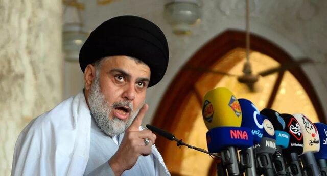 رهبر جریان صدر عراق خطاب حاکمان عرب: در لغو عادی سازی و بیرون کردن سفیران رژیم صهیونیستی از کشورهایتان عجله کنید