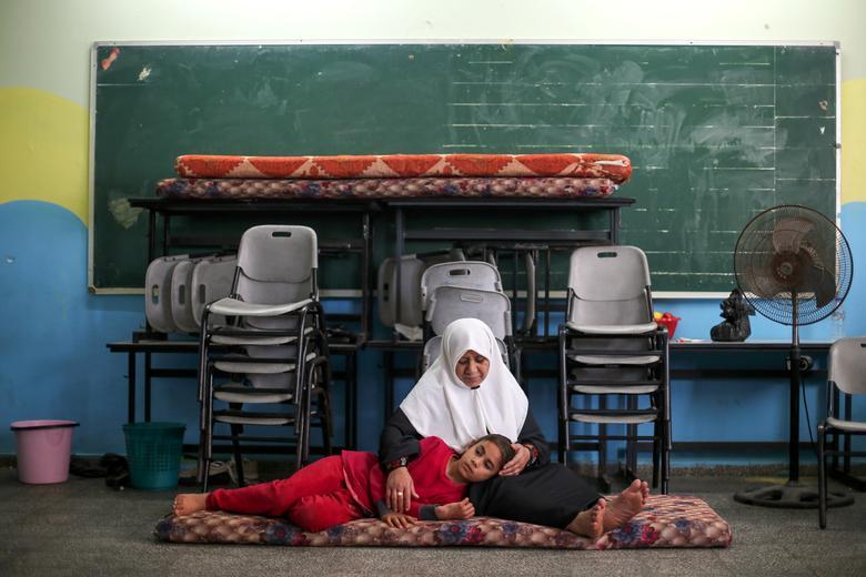 زندگی مردم غزه