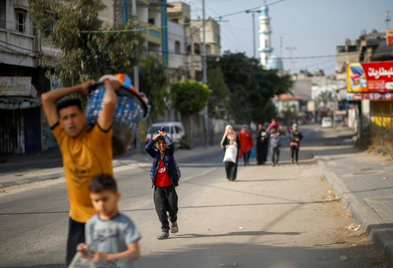 بحران اسرائیل و غزه