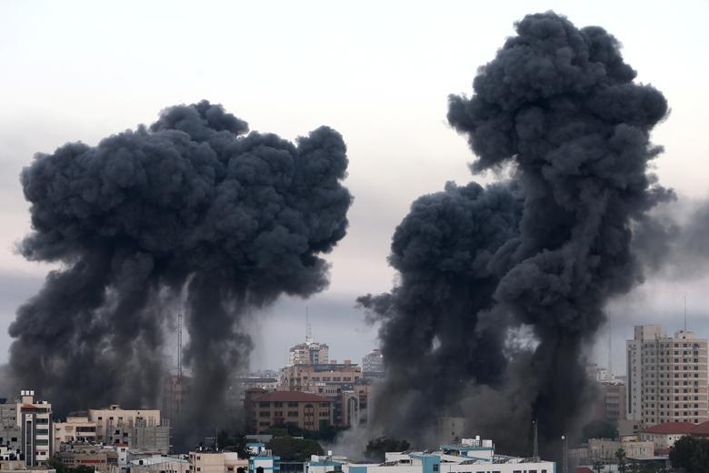 غزه جنگ زده
