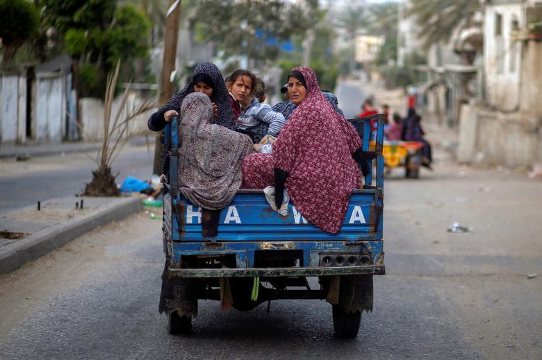 آوارگان فلسطین پس از جنگ با اسرائیل
