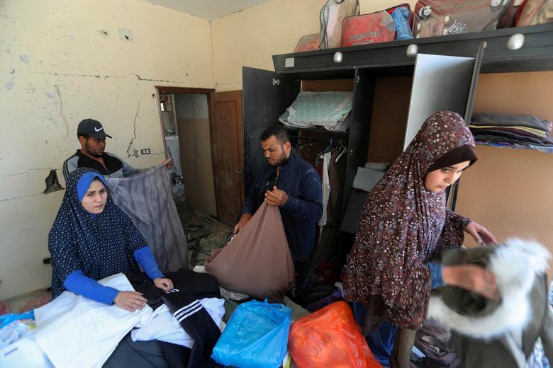 شرایط مردم غزه