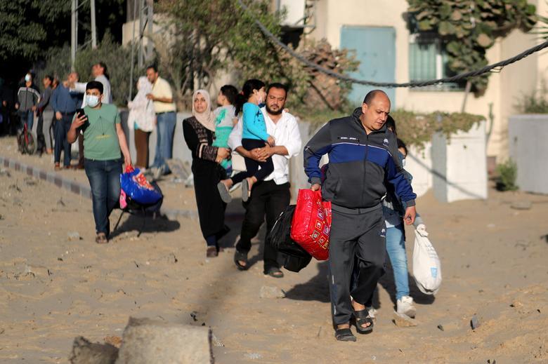 زندگی مردم غزه در جنگ با اسرائیل