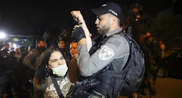 بازداشت حدود ۱۵۰۰ فلسطینی توسط اسرائیل در درگیریهای اخیر