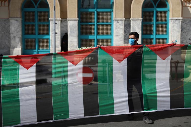 حمایت ایران از فلسطین