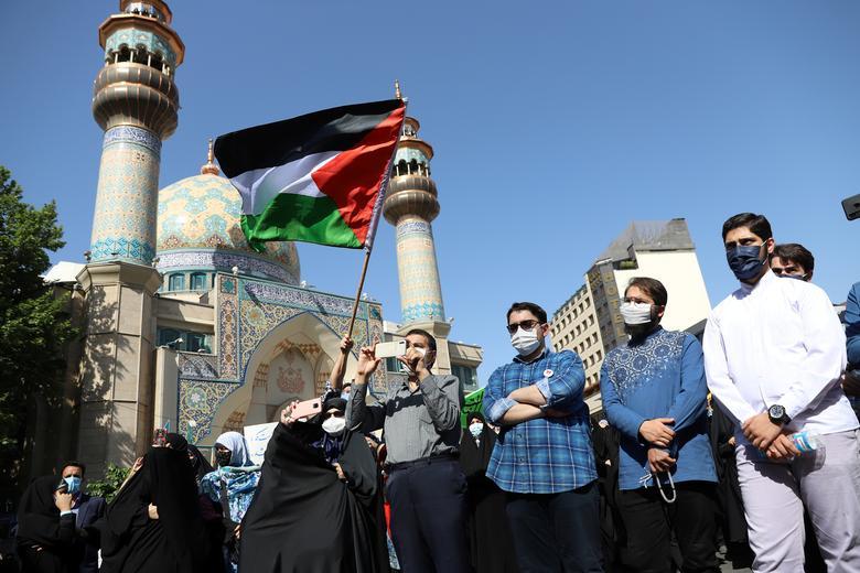 حمایت از فلسطین در تهران