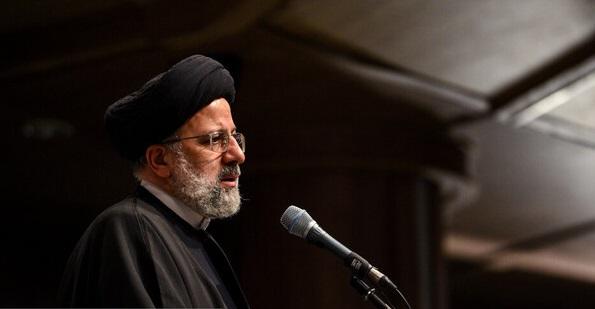 ابراهیم رییسی: توصیه ای به پخش صوت و تصویرم از رسانه ملی ندارم