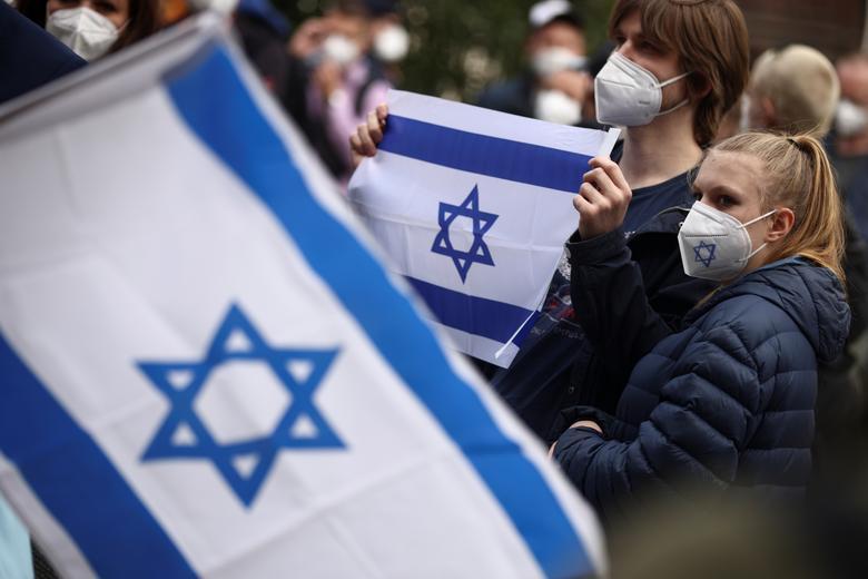 هواداران اسرائیل در اتریش