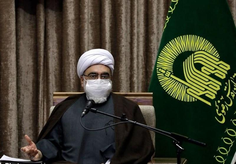 تولیت آستان قدس رضوی: رهبر معظم انقلاب سفر چندساعته به مشهد را نپذیرفتند