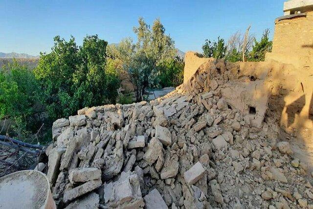 ۴۷ روستای خراسانشمالی در زلزله آسیب دید/ تخریب ۱۲۰۰ خانه