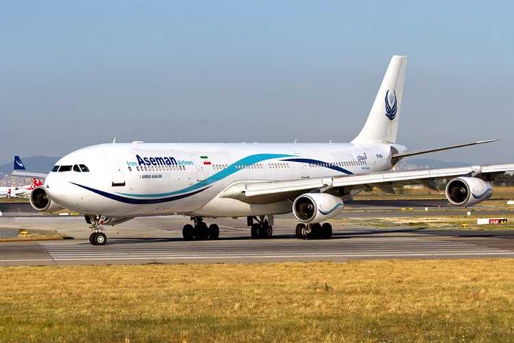 تاخیر ۶ ساعته پرواز کرمانشاه به تهران