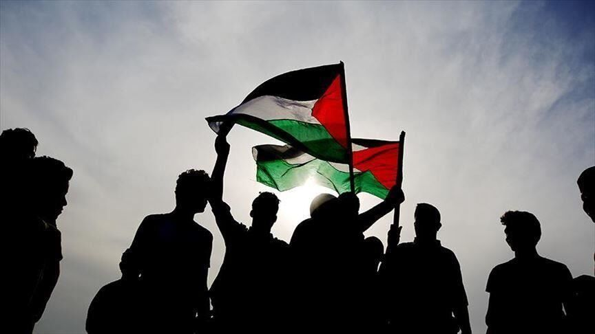 فراخوان تجمع در تهران در حمایت از فلسطین