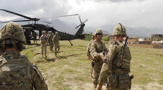 خروج ۲۰ درصدی نیروهای آمریکا از افغانستان